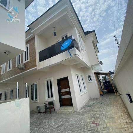 Deluxe 4 Bedroom Detached Duplex For Rent At Conservation Center Lekki Lagos