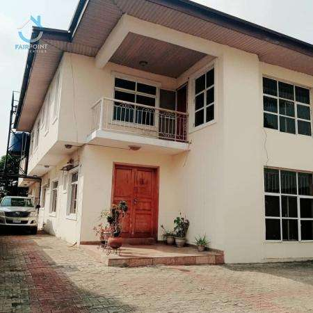 Spacious 6 Bedroom Semi Detached Duplex For Rent At Oniru Lekki Lagos