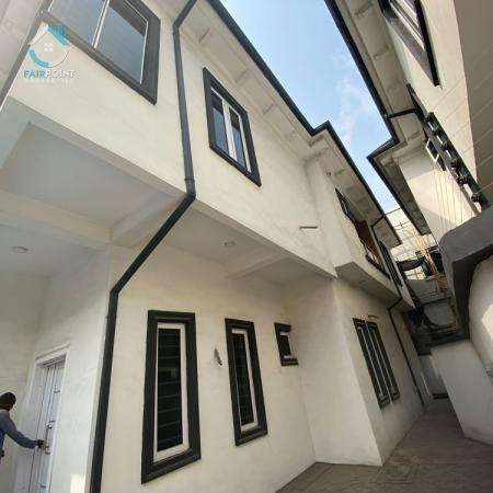 Deluxe 5 Bedroom Detached Duplex with a BQ For Sale At Osapa London
