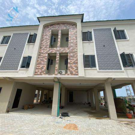Newly Built 2 Bedroom Terrace Apartment For Sale At 2nd Toll Gate Lekki Lagos