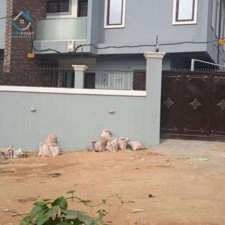 Deluxe 4 bedroom Duplex For Sale At Omole Phase 2 Extension