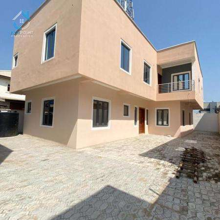 Beautiful 5 Bedroom Fully Detached Duplex With 2 Bq For Sale At Lekki Phase 1Lagos