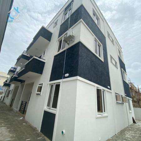 Beautiful Mini Flat For Rent At Ajah Lagos