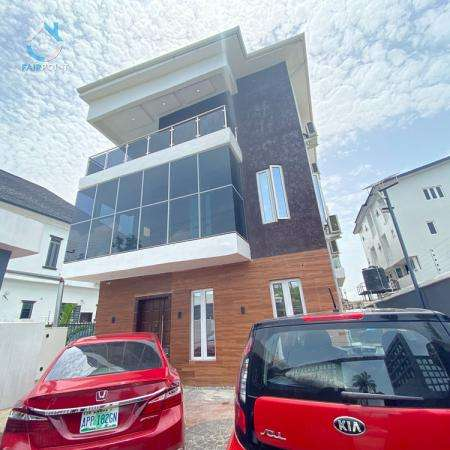 Spacious Office Space For Rent At Conservation Center Lekki Lagos