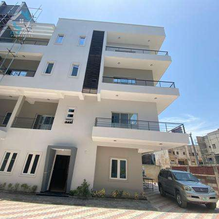 Luxury 3 Bedroom Apartment For Sale At Conservation Center Lekki Lagos