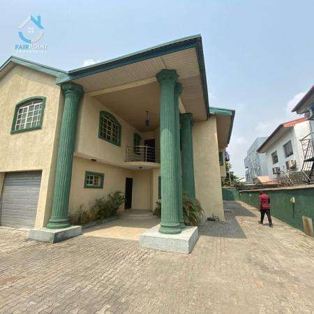 Deluxe 5 Bedroom Detached Duplex For Rent At Lekki Phase 1 Lagos