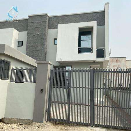 Deluxe 4Bedroom Detached Duplex With BQ For Sale At Ajah Lagos