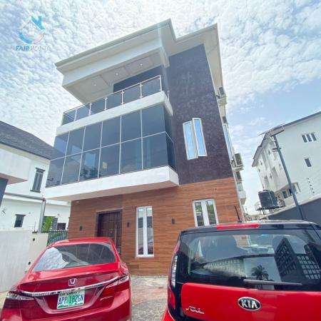 Beautiful and Spacious Office Space For Rent At Conservation Center Lekki Lagos