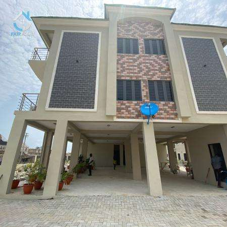 Beautiful 3 Bedroom Terrace Apartment For Sale At 2nd Toll Gate Lekki Lagos