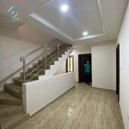 Beautiful And Newly Built 4 Bedroom Terrace Duplex For Sale At  Osapa London Lekki Lagos