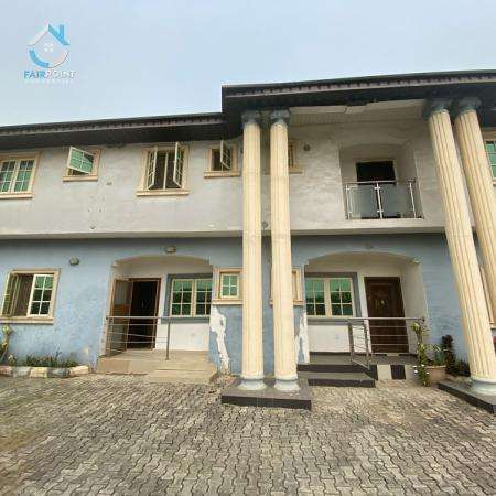 Massive 4Bedroom Fully Detached  Duplex For Rent At Sanghotedo,Lagos