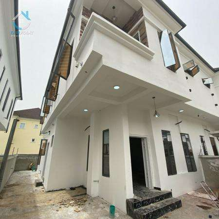 4 Bedroom Detached duplex For Sale At 2nd Toll Gate Lekki Lagos