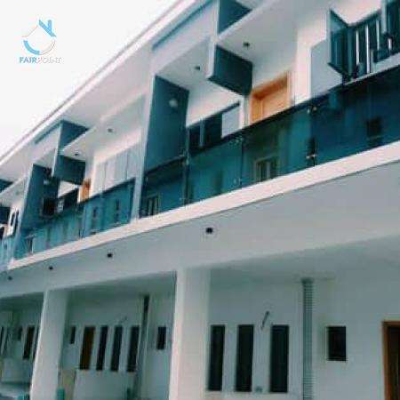 Beautiful 4 Bedroom Terrace Duplex For Rent At Conservation Center Lekki Lagos