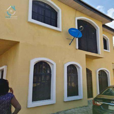 Deluxe 5 Bedroom Fully Detached Duplex With Bq For Sale At  Still Water's Estate Lekki Lagos