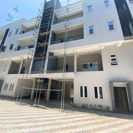 4 Bedroom Apartment For Rent With Bq For Rent At Conservation Center Lekki Lagos
