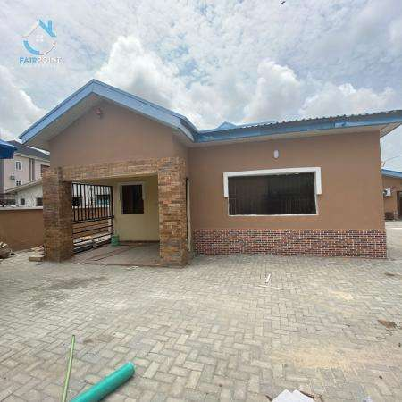 Beautiful 4 Bedroom Bungalow For Rent At Conservation Center Lekki Lagos