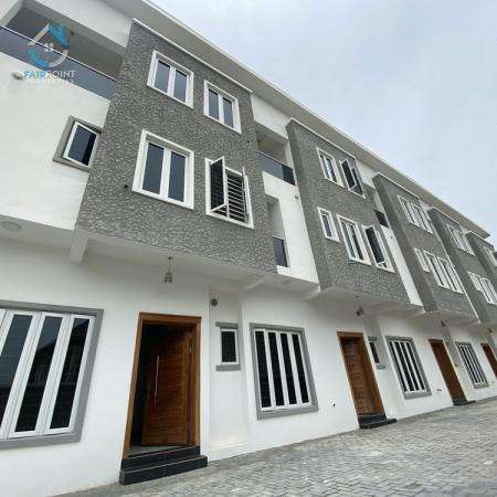 Beautiful  And Spacious 3 Bedroom Terrace Duplex For Sale At Ikate Lekki Lagos