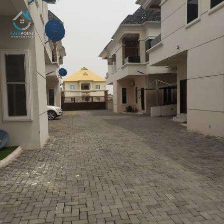 Beautiful 4 Bedroom Duplex For Rent At Ologolo Lekki Lagos