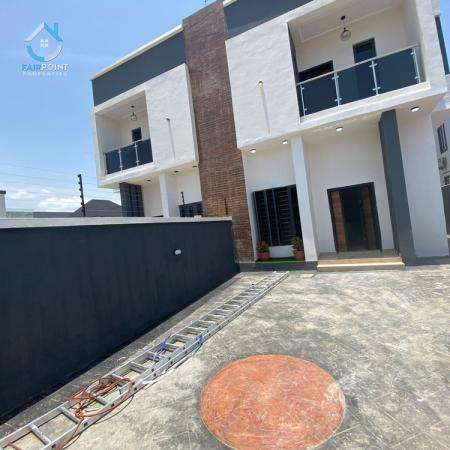 4 Bedroom Semi Detached Duplex For Sale At Conservation Center Lekki Lagos