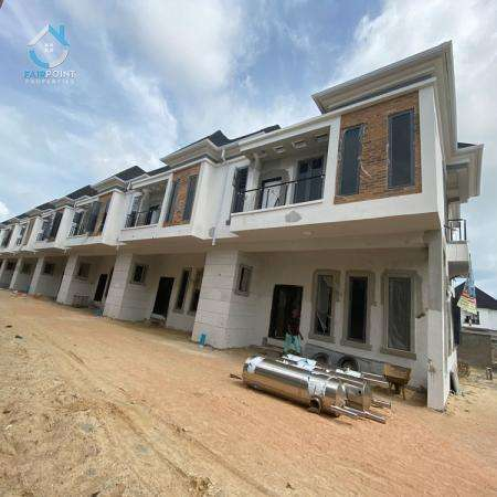 Newly Built 4 Bedroom Terrace Duplex For Sale At Conservation Center Lekki Lagos