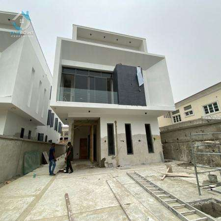 Luxury 4 Bedroom Detached Duplex