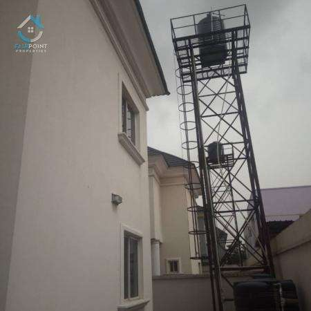 Deluxe 4 Bedroom Semi Detached Duplex For Rent At Oniru Lekki Lagos