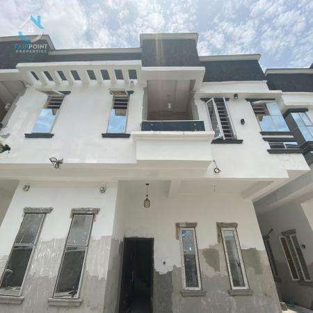 Luxury 4Bedroom Semi Detached Duplex For Sale At Conservation Center Lekki Lagos