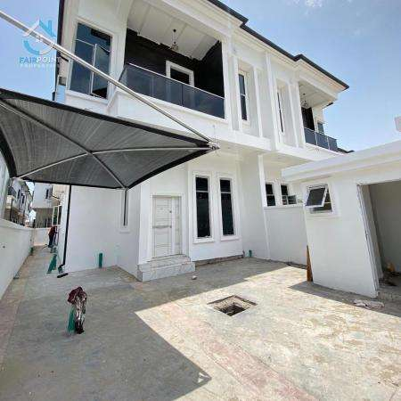 4 bedroom semi-detached duplex for sale at Chevron Lekki, Lagos