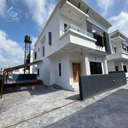 4 bedroom fully detached for sale in Ajah, Lagos